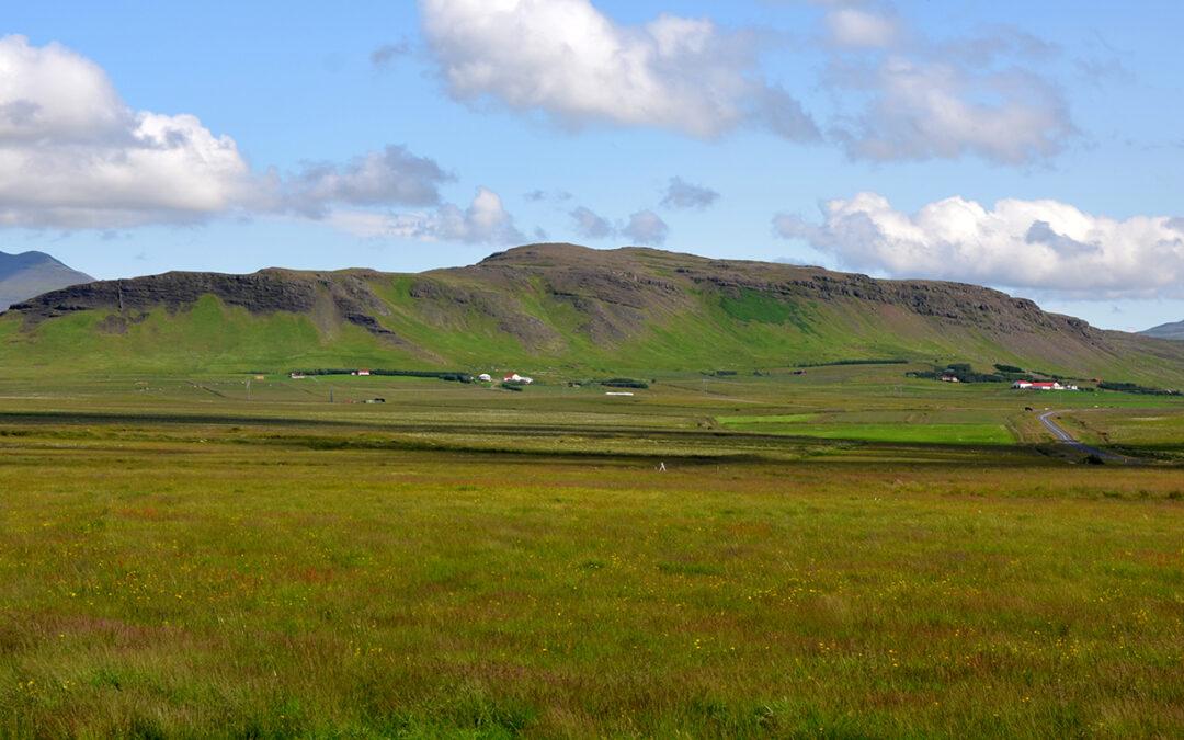 Ný grein um áhrif nýtingar á gróður- og jarðvegsauðlindirnar